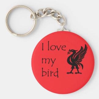 Keyring - Liverpool Liverbird