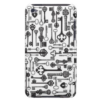 Keys Barely There iPod Case