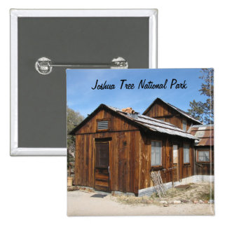 Keys Ranch, Joshua Tree 15 Cm Square Badge