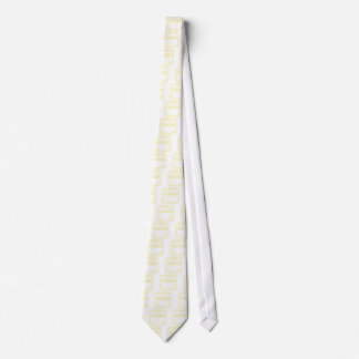 Keys to Happiness Tie