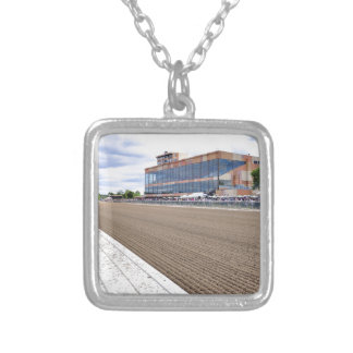 Keystone 42 Years Later Silver Plated Necklace