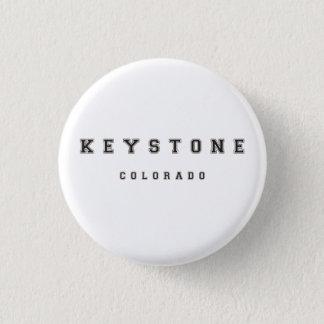 Keystone Colorado 3 Cm Round Badge