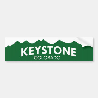 Keystone Colorado Bumper Sticker
