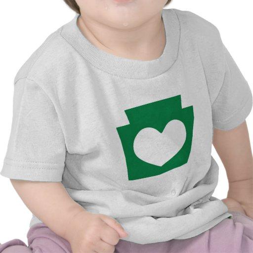 Keystone Heart - Infant T-shirt
