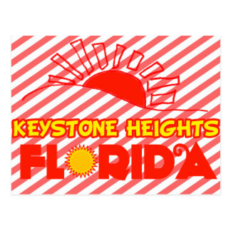 Keystone Heights, Florida Postcard