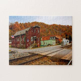 Keystone West Virginia. Jigsaw Puzzle