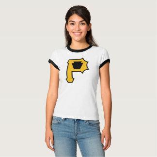 KeystoneP Women's Ringer T T-Shirt