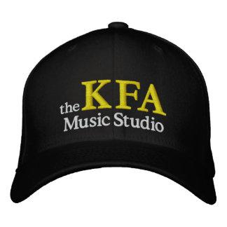KFA Music Studio Cap Embroidered Hat