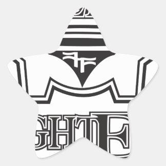 kff1 star sticker