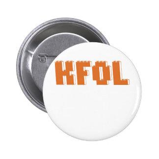 KFOL Kid Fan of ...... by Customize My Minifig Pins