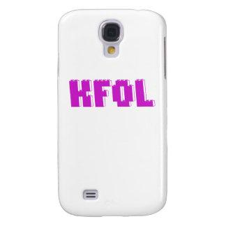 KFOL Kid Fan of ...... by Customize My Minifig Galaxy S4 Case