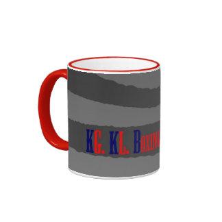 KG. KL. Boxing Animations logo Mug