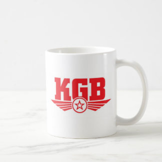 KGB English Coffee Mug