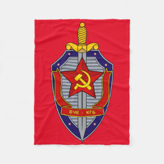 KGB FLEECE BLANKET