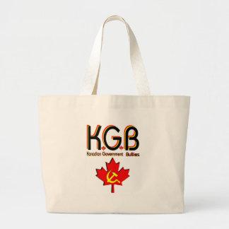 KGB Purse Jumbo Tote Bag