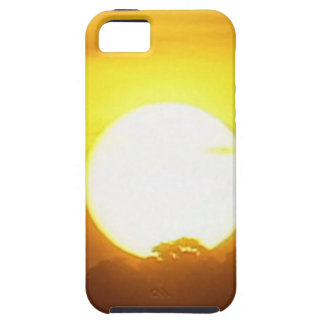 kground  add NAME  QUOTE PHOTO  sunset,background, iPhone 5 Cover