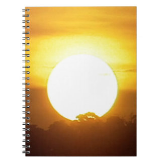 kground  add NAME  QUOTE PHOTO  sunset,background, Notebooks