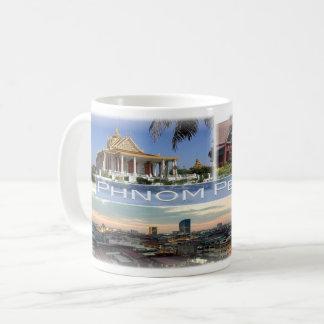 KH Cambodia - Phnom Penh - Coffee Mug