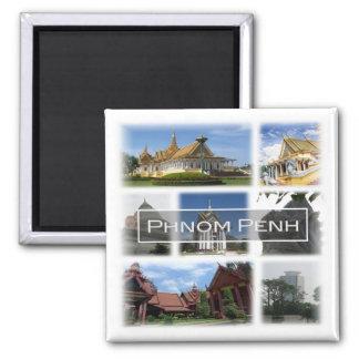 KH * Cambodia - Phonom Penh Magnet