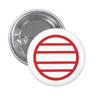 KH-Yarn 3 Cm Round Badge