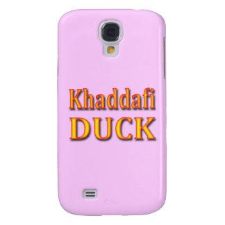 Khaddafi Duck Samsung Galaxy S4 Cover
