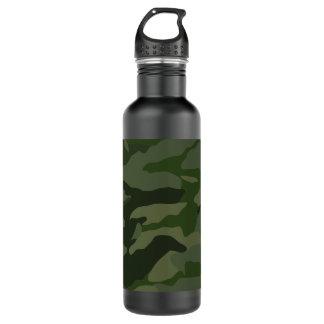 Khaki camouflage 710 ml water bottle
