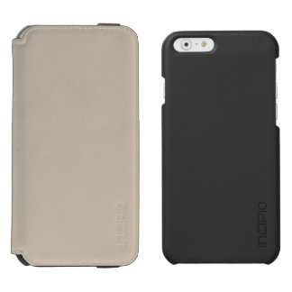 Khaki Incipio Watson™ iPhone 6 Wallet Case