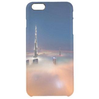 Khalifa Tower Clear iPhone 6 Plus Case
