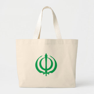 Khanda-G Large Tote Bag