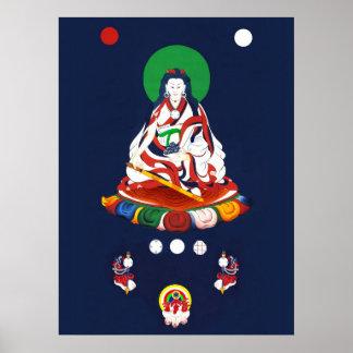Khandro Chö-ying Nyima 'ö-Zér [poster] Poster