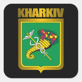 """""""Kharkiv Gold"""" Stickers"""