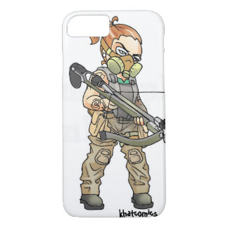 Khat Comic Phone Case