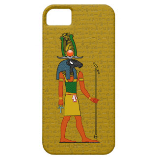 Khnum, Ancient Egyptian God Barely There iPhone 5 Case