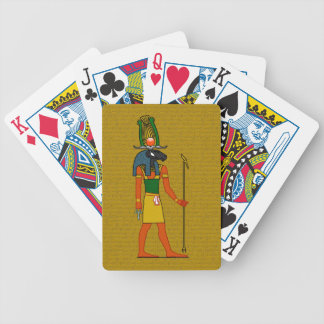 Khnum, Ancient Egyptian God Deck Of Cards