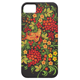 khokhloma iphone 5/5S case