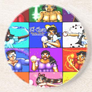 Ki-Chan: Demon Hunter Block Coaster