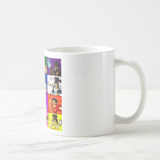 Ki-Chan: Demon Hunter Block Coffee Mug