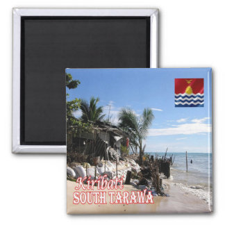 KI - Kiribati - South Tarawa Magnet