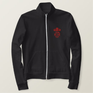 KIA EMBROIDERED JACKET