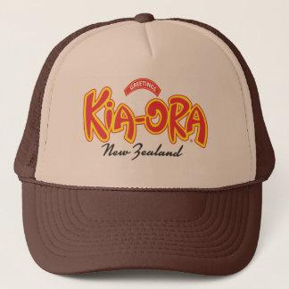 Kia Ora New Zealand cap