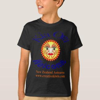 Kia Ora, Welcome T-Shirt