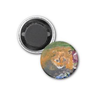 Kia the cat magnet