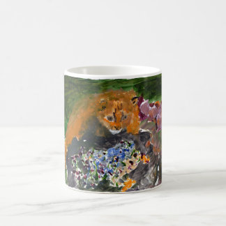 Kia the cat mug