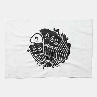 Kichiuemon Nakamura Tea Towel