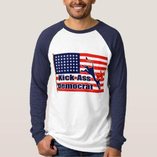 Kick-Ass Democrat Party T-shirts