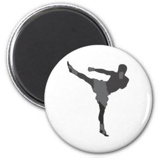 Kick Boxer Magnets