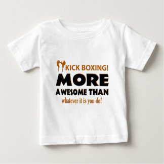 KICK BOXING! DESIGN BABY T-Shirt