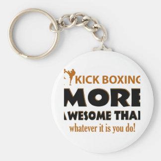 KICK BOXING! DESIGN KEY RING