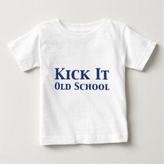 Kick It Old School Gifts Shirts
