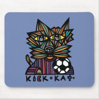 """""""Kick Kat"""" Mousepad"""